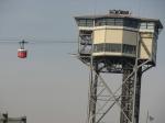 Torre de alta mar, La Barceloneta début du téléphérique.....jusqu´à Montjuic