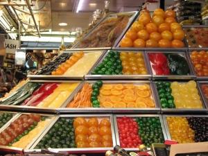 La Boquería, marché barcelone, la rambla