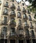 Casa Calvet restaurant route moderniste Barcelone