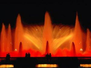 Fontaine magique de Montjuic